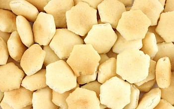 Oyster cracker - calories, nutrition, weight