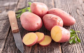Red potato - calories, nutrition, weight