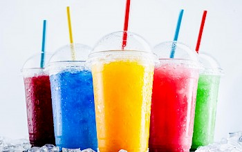 Slush bar - calories, nutrition, weight