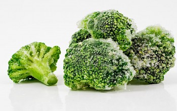 Frozen broccoli - calories, nutrition, weight