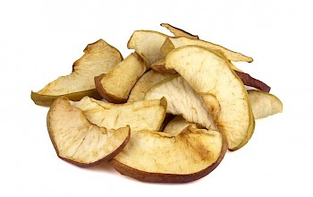 Dried apple - calories, nutrition, weight
