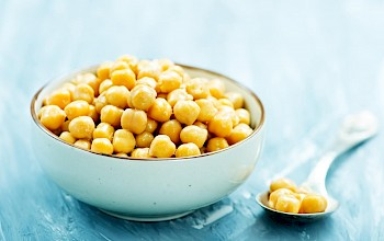 Boiled chickpeas - calories, nutrition, weight