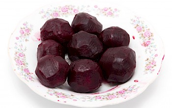 Boiled beets - calories, nutrition, weight
