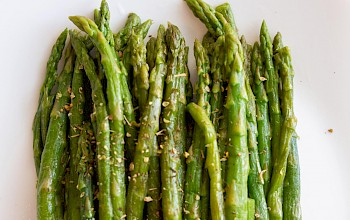Boiled asparagus - calories, nutrition, weight