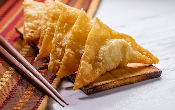 Fried wonton - calories, nutrition, weight