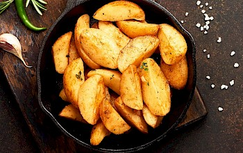 Fried potato - calories, nutrition, weight