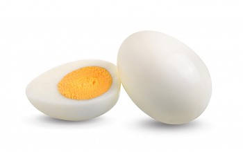 Cooked egg white - calories, nutrition, weight