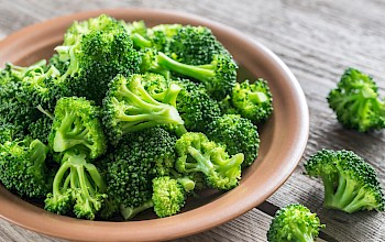 Cooked broccoli raab - calories, nutrition, weight