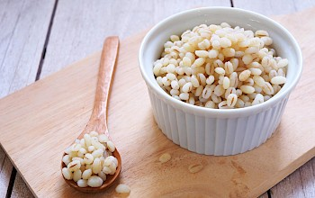 Cooked barley - calories, nutrition, weight