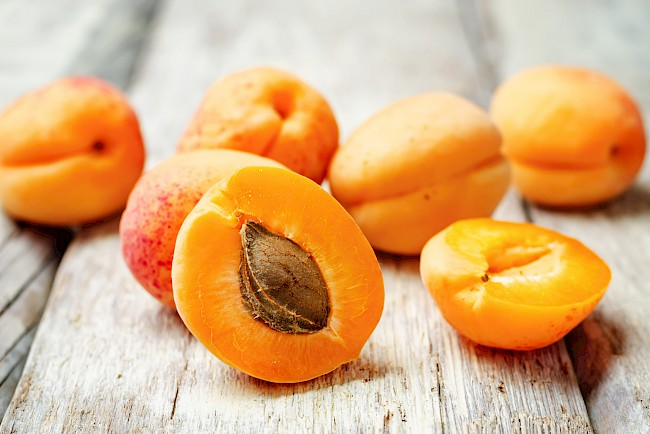 Apricot - calories, kcal, weight, nutrition