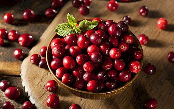 Cranberry - calories, nutrition, weight