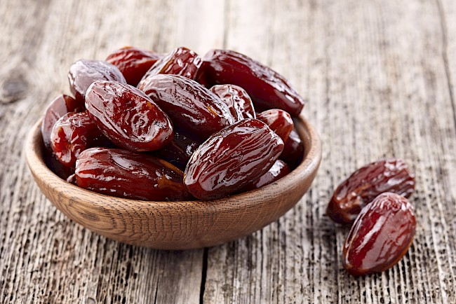 Dates - calories, kcal, weight, nutrition