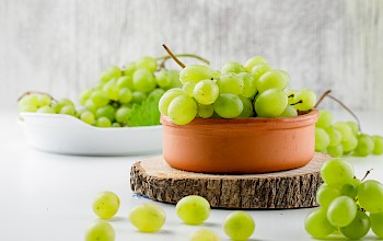 Grapes - calories, nutrition, weight