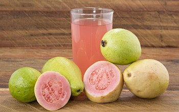 Guava - calories, nutrition, weight