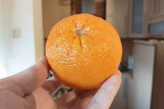 Orange - calories, kcal, weight, nutrition