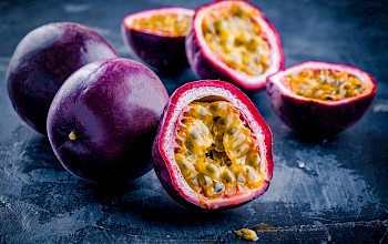 Passion fruit - calories, nutrition, weight