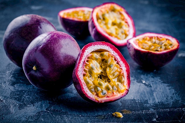 Passion fruit - calories, kcal