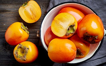 Persimmon - calories, nutrition, weight