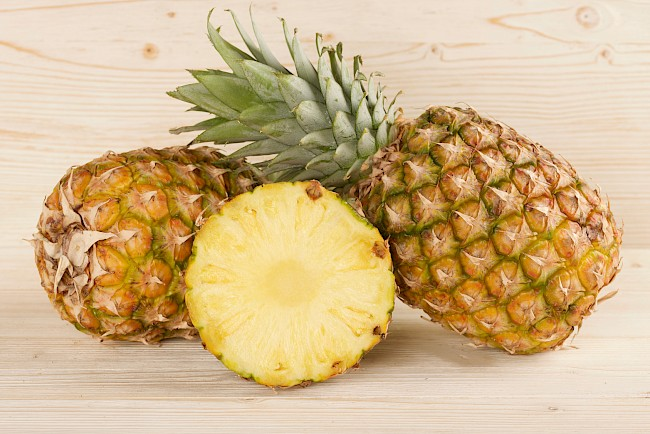Pineapple - calories, kcal, weight, nutrition
