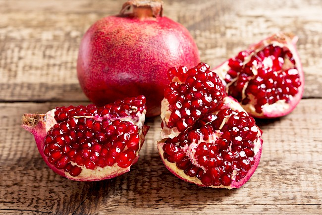 Pomegranate - calories, kcal, weight, nutrition