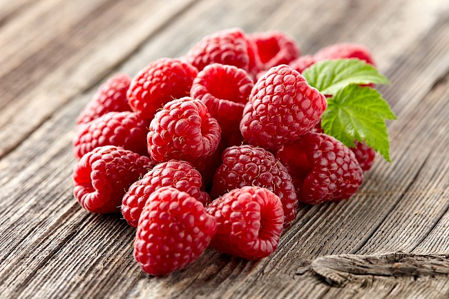 Raspberry - calories, kcal, weight, nutrition