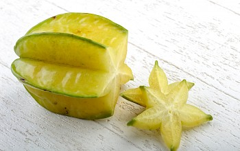 Carambola - calories, nutrition, weight