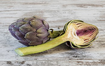 Artichoke - calories, nutrition, weight