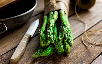Asparagus - calories, nutrition, weight