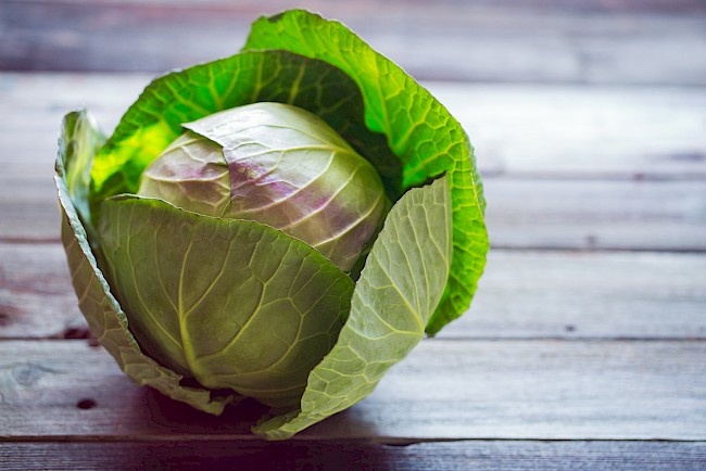 Cabbage - calories, kcal, weight, nutrition