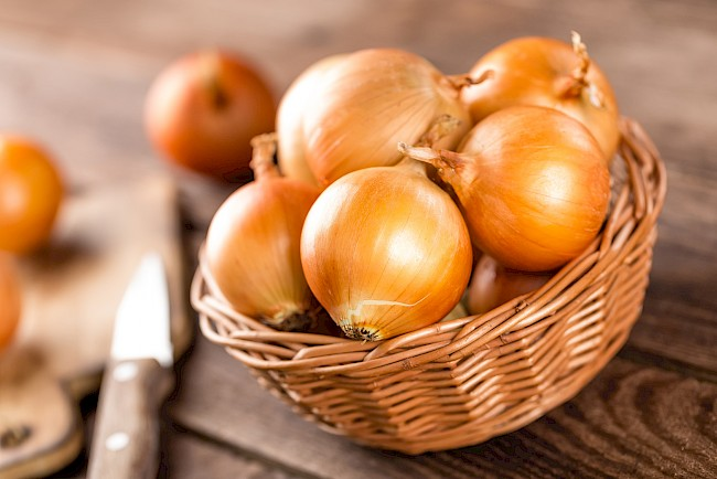 Onion - calories, kcal, weight, nutrition