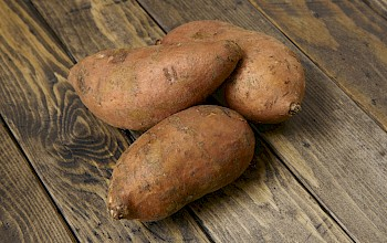 Yam - calories, nutrition, weight