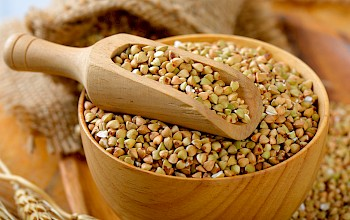Buckwheat - calories, nutrition, weight