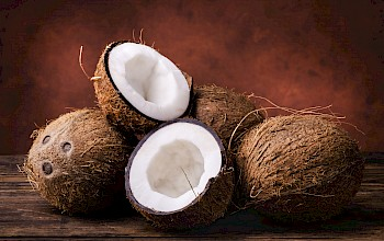 Coconut - calories, nutrition, weight