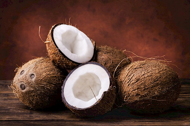 Coconut - calories, kcal, weight, nutrition