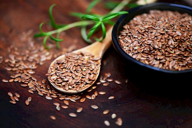 Linseed - calories, kcal