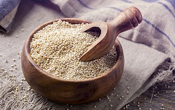 Quinoa - calories, nutrition, weight