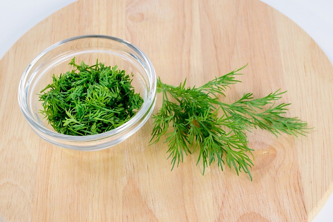 Dill - calories, kcal, weight, nutrition