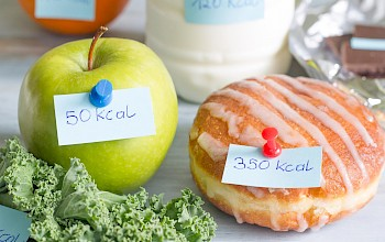 1 calorie vs 1 kcal. What's the difference? - calories, nutrition, weight