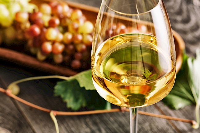 White wine - calories, kcal