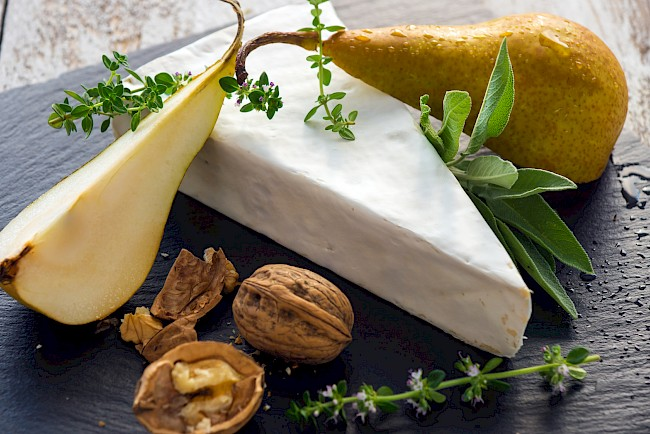 Brie - calories, kcal, weight, nutrition