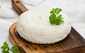 White cheese - calories, nutrition, weight