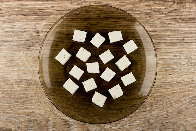 Feta cheese - calories, kcal, weight, nutrition