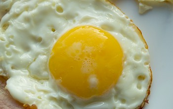Fried egg - calories, nutrition, weight