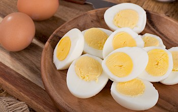 Boiled egg (hard or soft) - calories, nutrition, weight