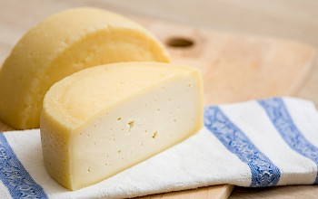 Goat cheese (hard) - calories, nutrition, weight