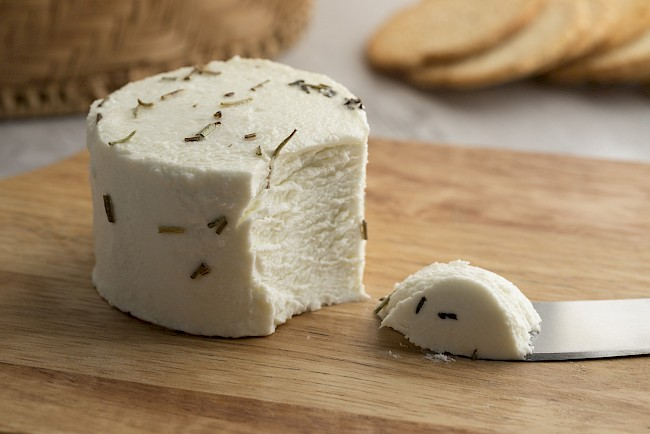 Goat cheese - calories, kcal, weight, nutrition