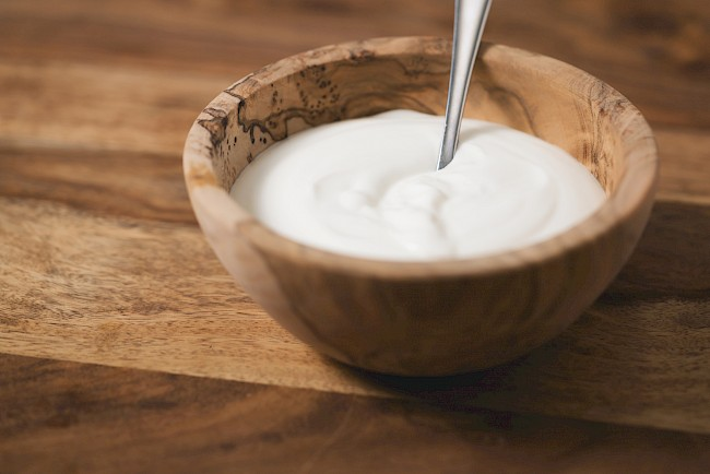 Sour cream (no fat) - calories, kcal, weight, nutrition