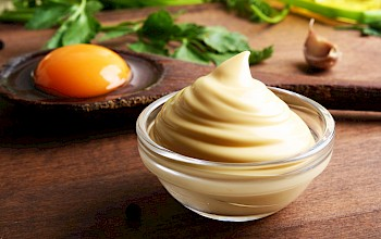 Mayonnaise - calories, nutrition, weight