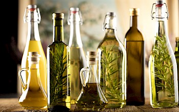 Olive oil - calories, nutrition, weight