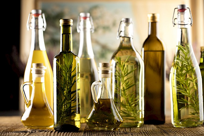 Olive oil - calories, kcal